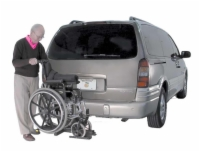 Tilt N Tote Wheelchair Lift